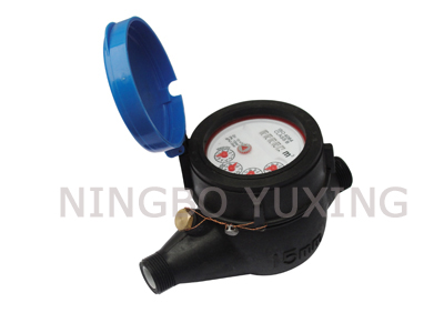 multi-jet dry type plastic water meter Factory ,productor ,Manufacturer ,Supplier